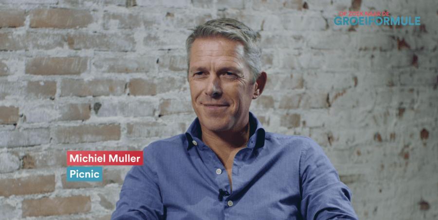 OP ZOEK NAAR DE GROEIFORMULE' MET MICHIEL MULLER VAN PICNIC