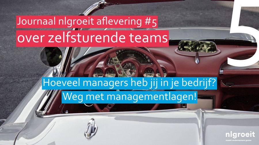 nlgroeit - journaal 5 zelfsturende teams